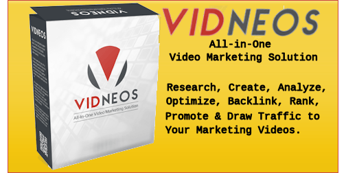 Vidneos video marketing software