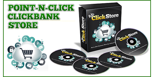 Clickbank Affiliate Marketing WP Click Store