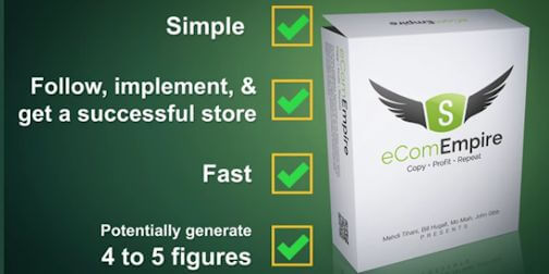Shopify With eComEmpire